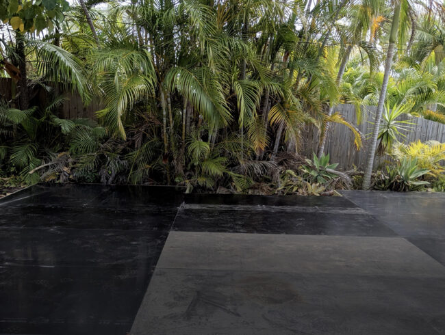 Knock down rebuild pool void cover Benowa