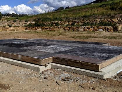 Acreage Pool Void Construction Cover - Montego Hills Kingsholme